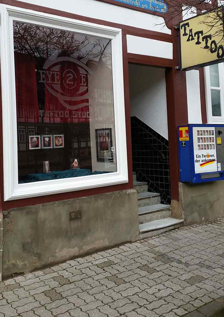 Eye 2 Eye - Tattoo und Piercing Studio Bad Salzdetfurth - Hildesheim